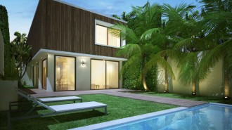 Modern Townhouses - Mont Choisy