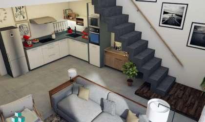 Bien à vendre - Appartement PDS - flic-en-flac