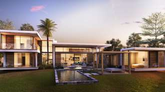 Beautiful villa in Tamarin