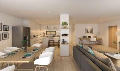 Bien à vendre - Appartement PDS - riviere-noire