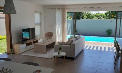Villa neuve de 3 chambres en suite à vendre à Grand Baie