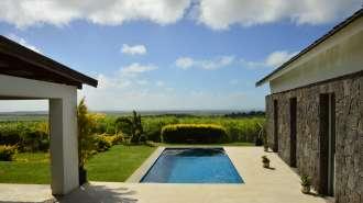Villa moderne avec une superbe vue !