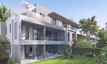 Property for Sale - Penthouse g+2 - pereybere