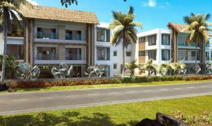 Bien à vendre - Appartement R+2 - grand-baie