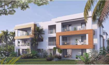 Property for Sale - Apartment R+2 - bain-boeuf