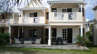 Beachfront House in Trou aux Biches