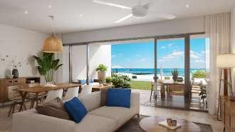 Beachfront Delightful Living at Point d'Esny