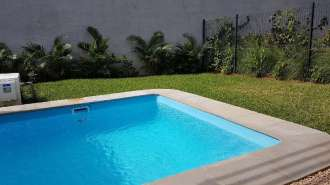 Duplex of 140m2 with 3 bedrooms in Pereybere
