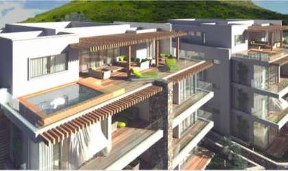 Bien à vendre - Penthouse r+2 - riviere-noire