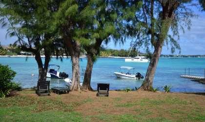 Location Long Terme - Maison pieds dans l'eau - grand-baie